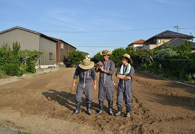 ぐいぐい農園初日11